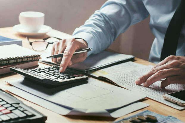 Finansiering af lån med lommeregner